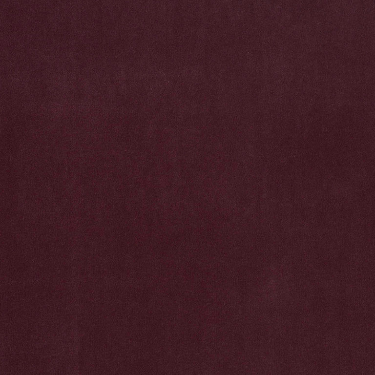 Plush Brinjal Fabric