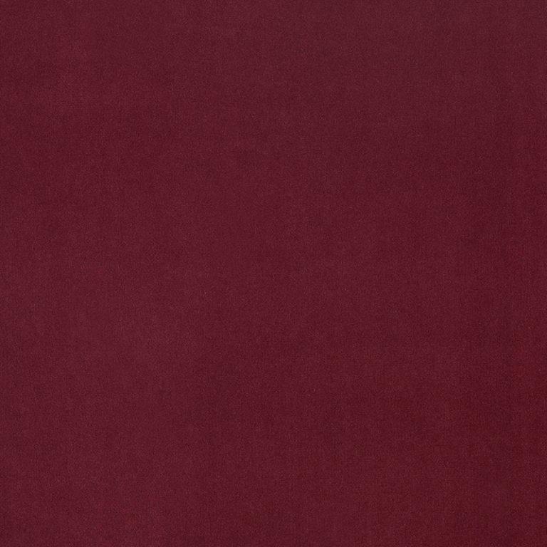Plush Burgundy Fabric