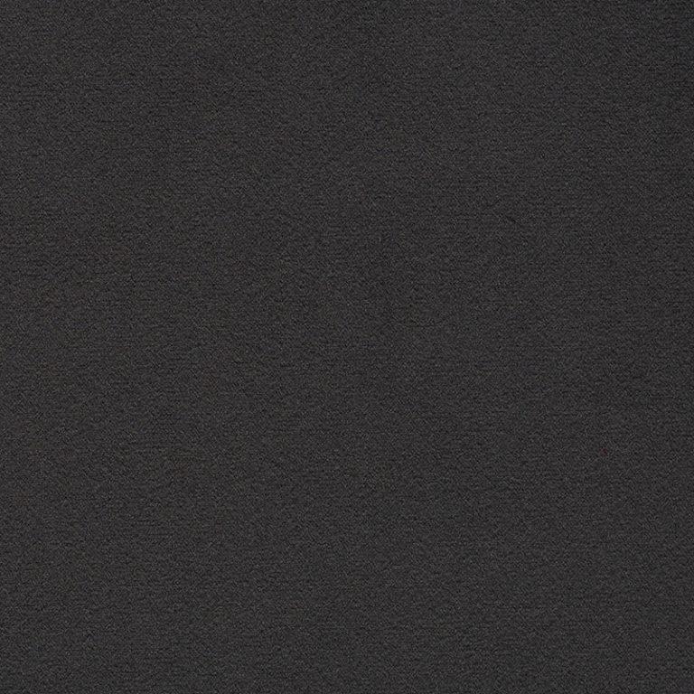 Plush Charcoal Fabric