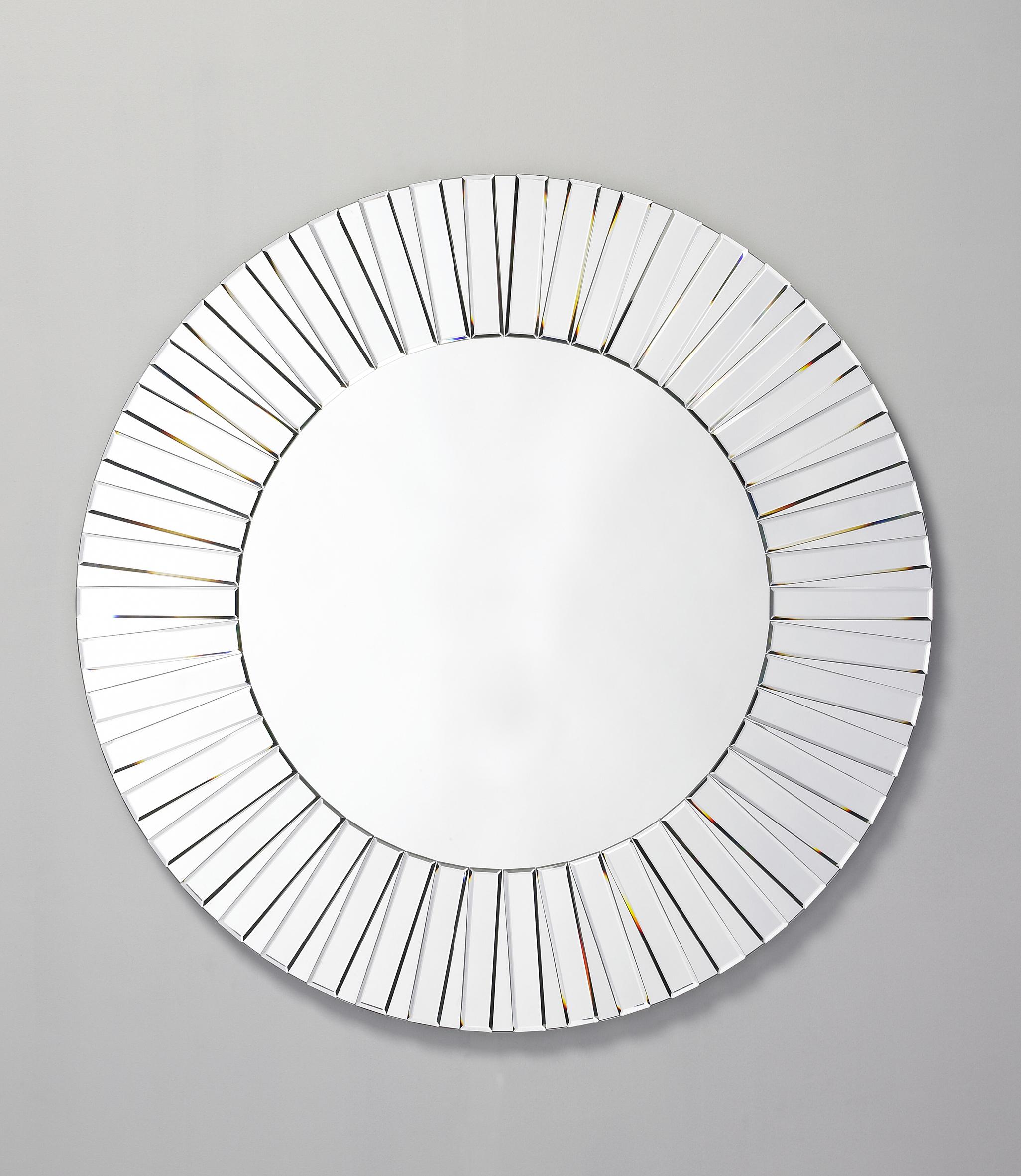 sunshine mirror round mirror denelli italia. Black Bedroom Furniture Sets. Home Design Ideas