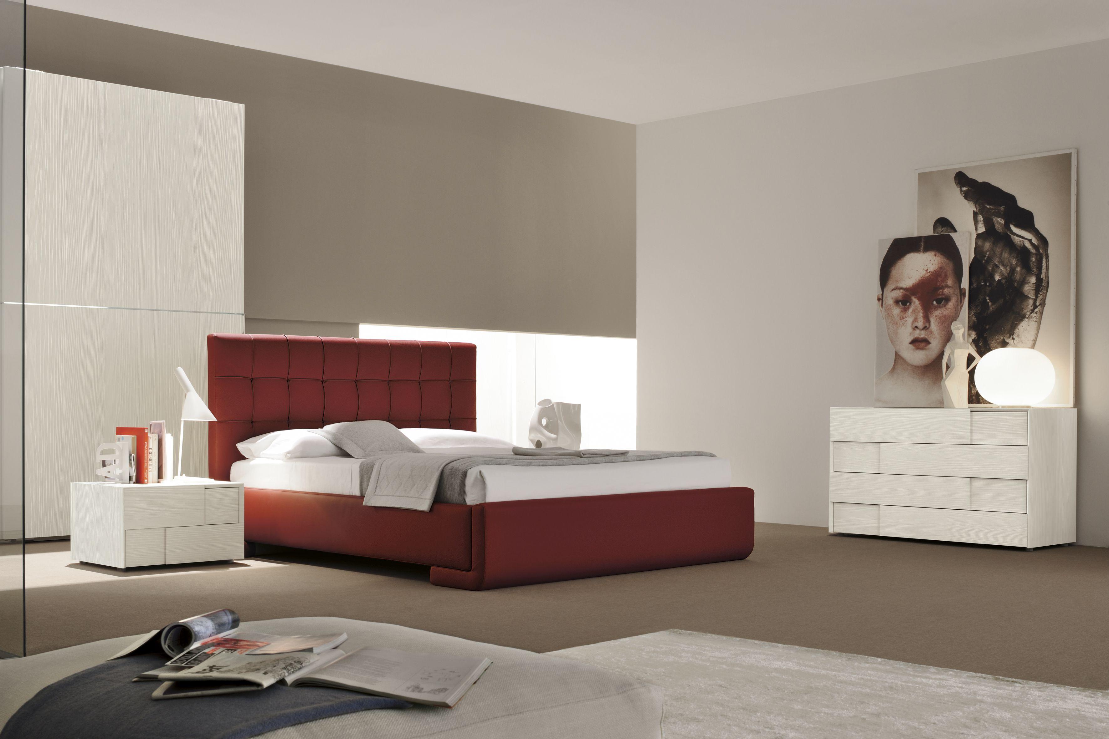 Modern Italian Bedroom Furniture Prestige Bed Sma