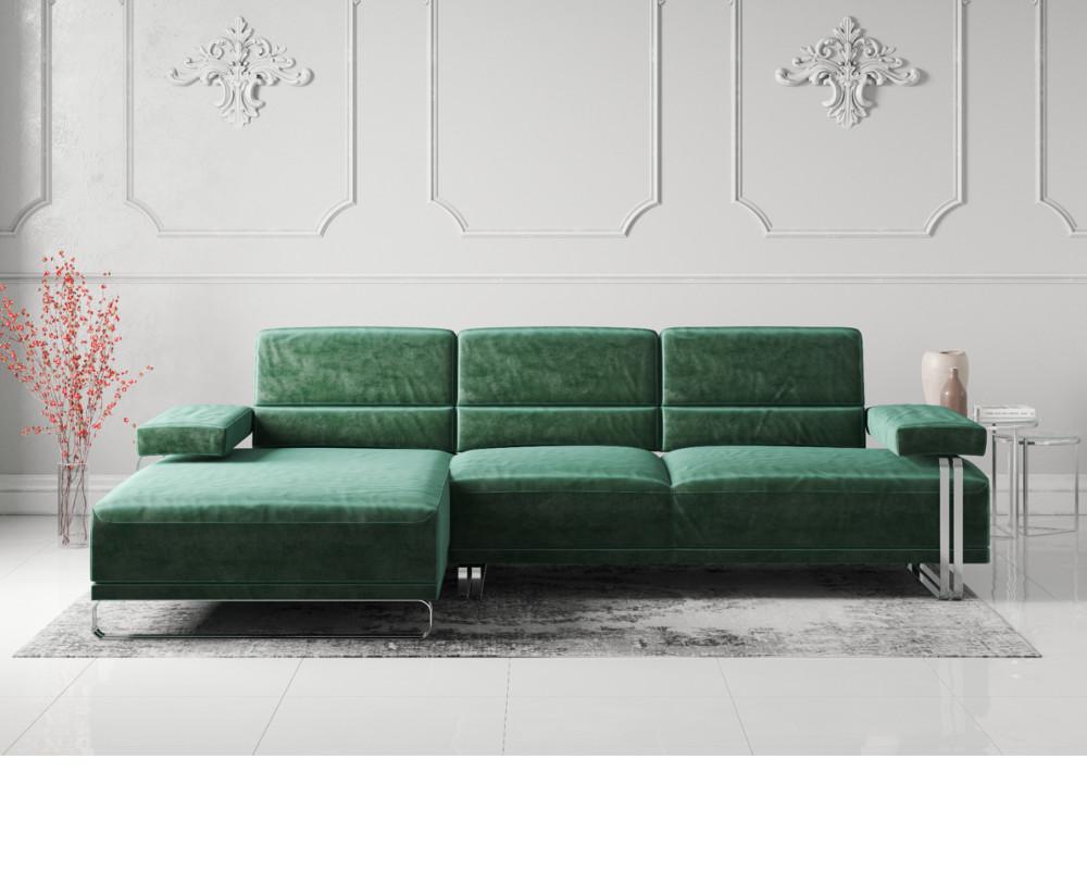 Buy Cappello Fabric Corner Sofa Online In London Uk