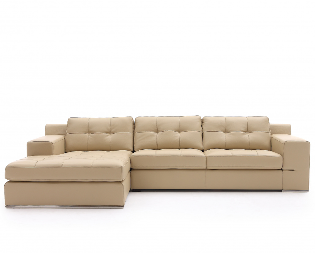 Superieur Lazio Corner Chaise Sofa   Front View