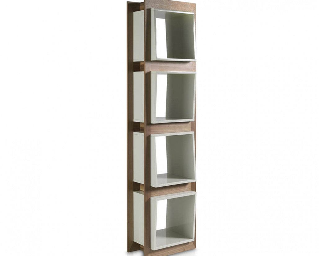 Almond Bookcase