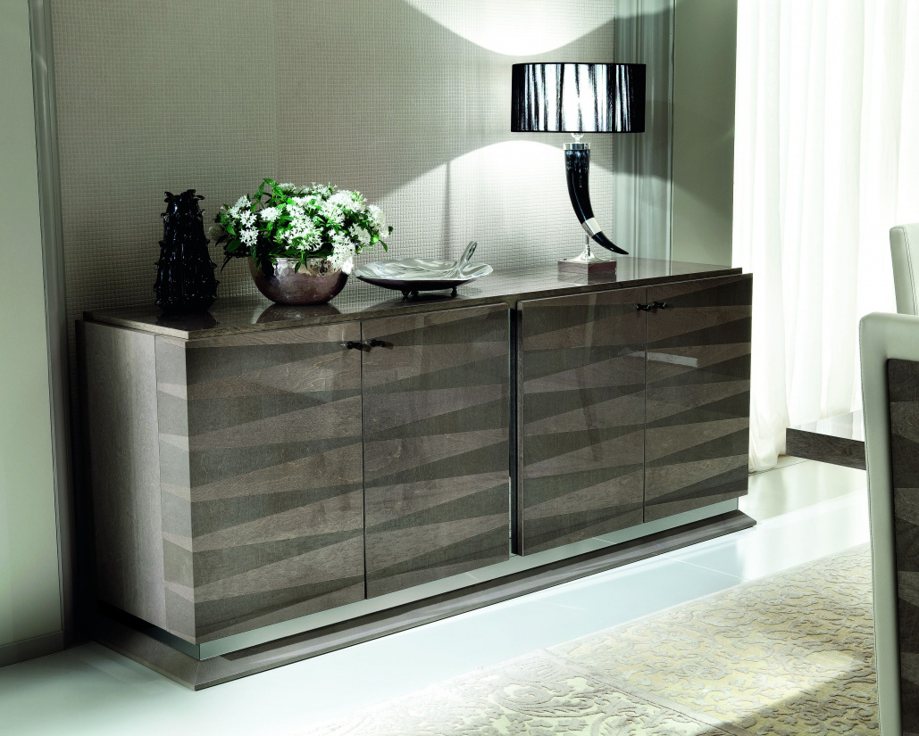 Monaco 4 Door Sideboard