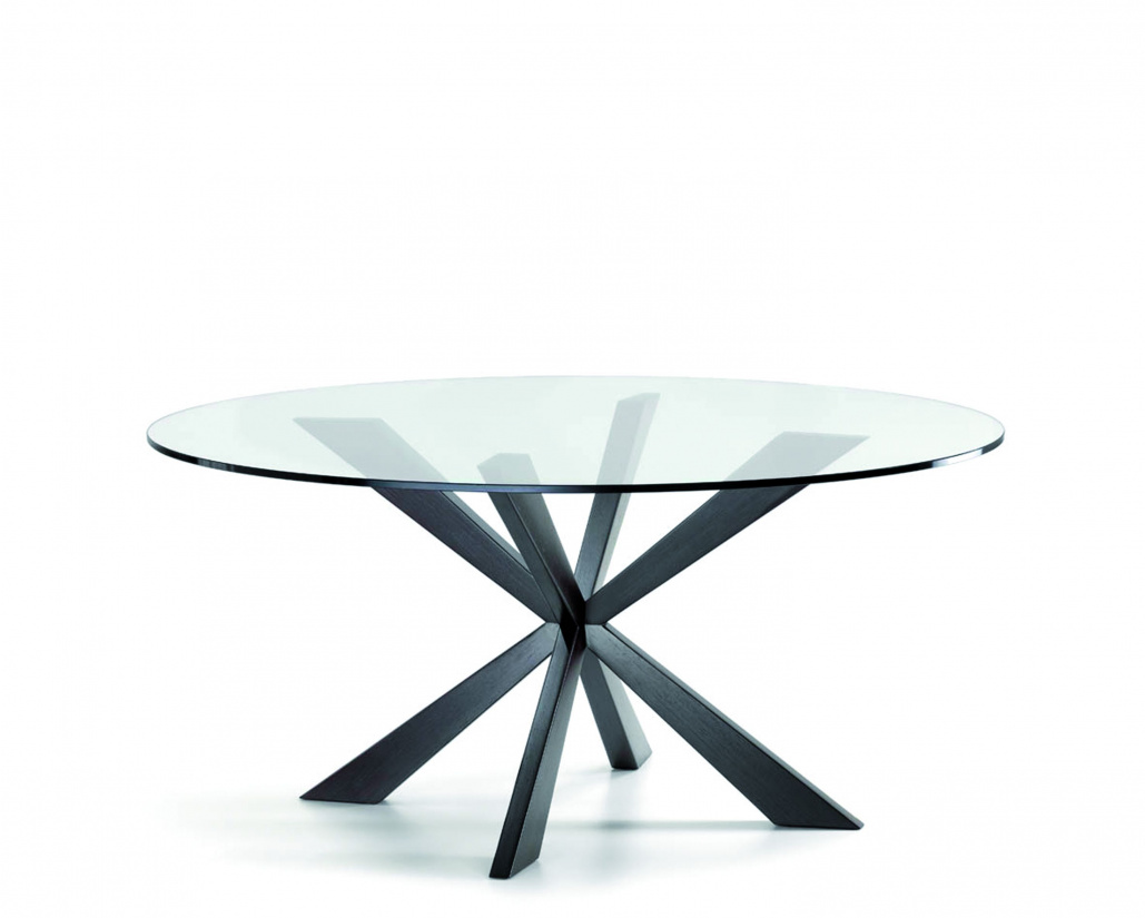 Image for Spyder Round and Square Glass Table