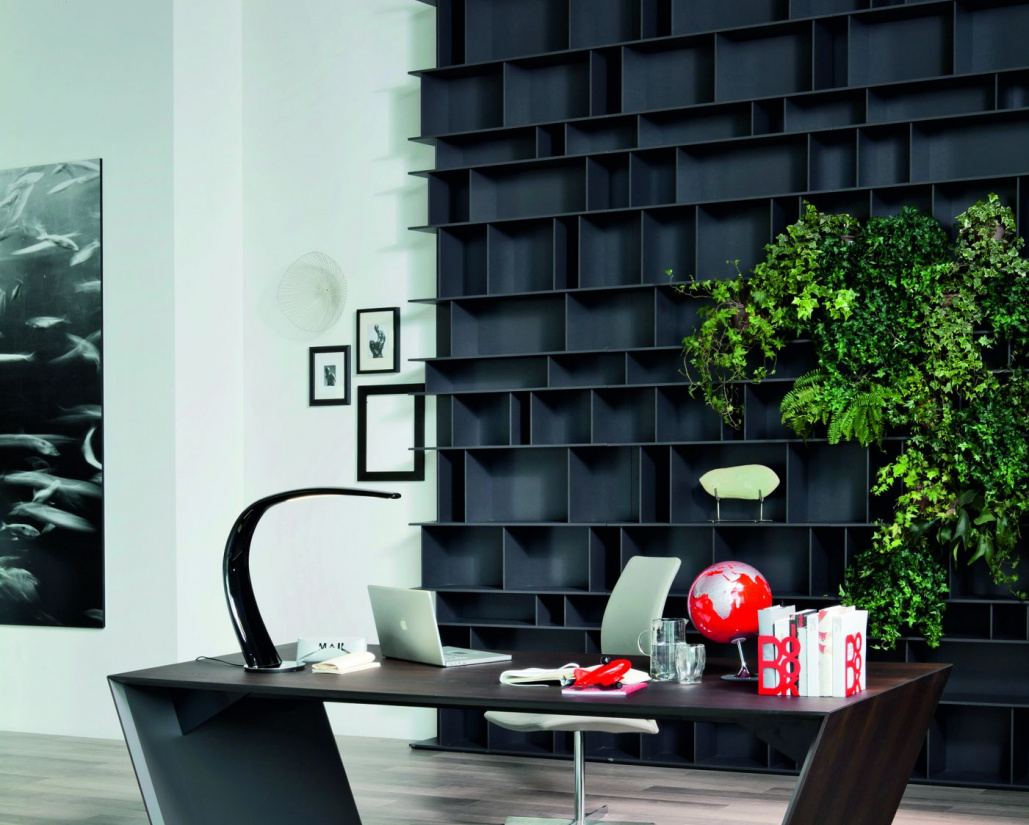 Vega Wood Desk