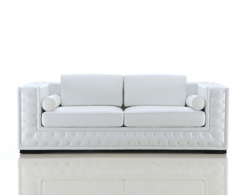Alexandra Leather Sofa