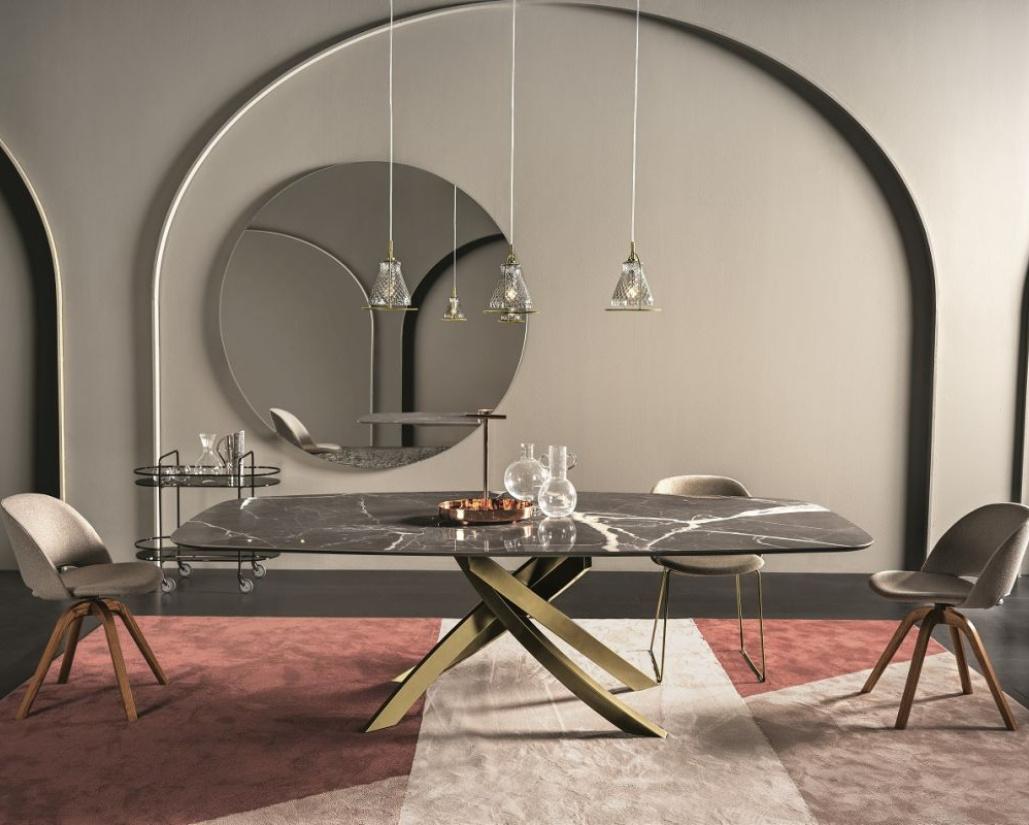 Artistico Barrel Dining Table