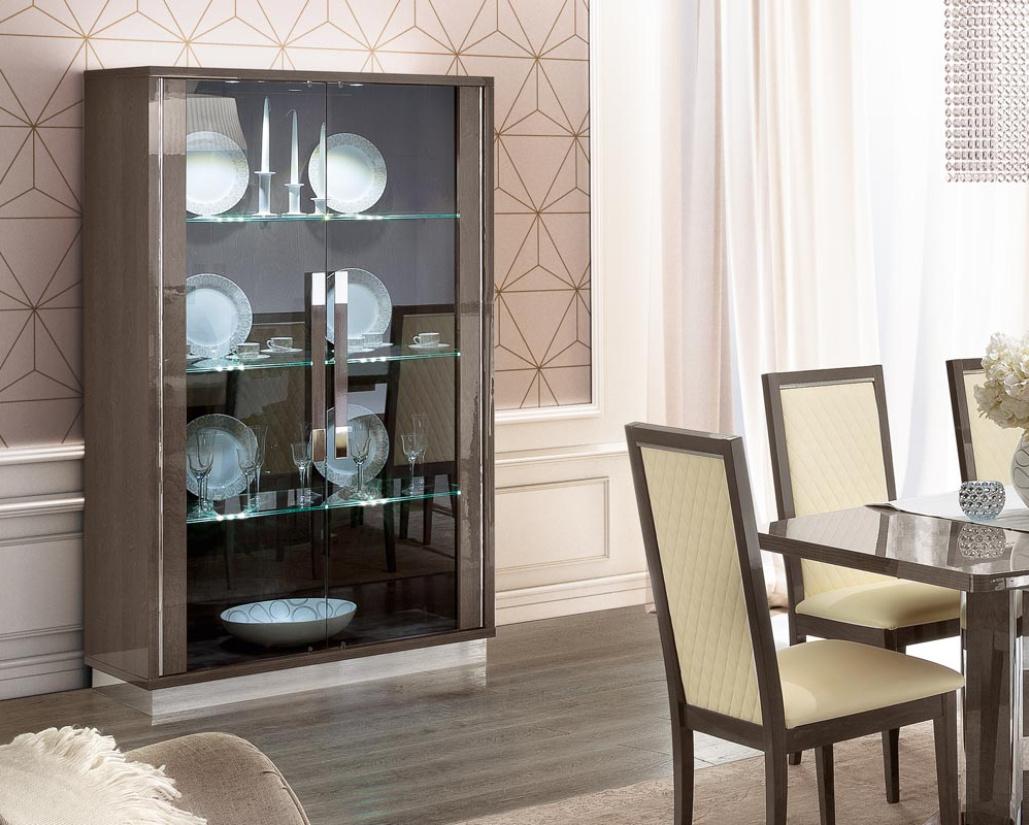 Ayla 2 Door Cabinet