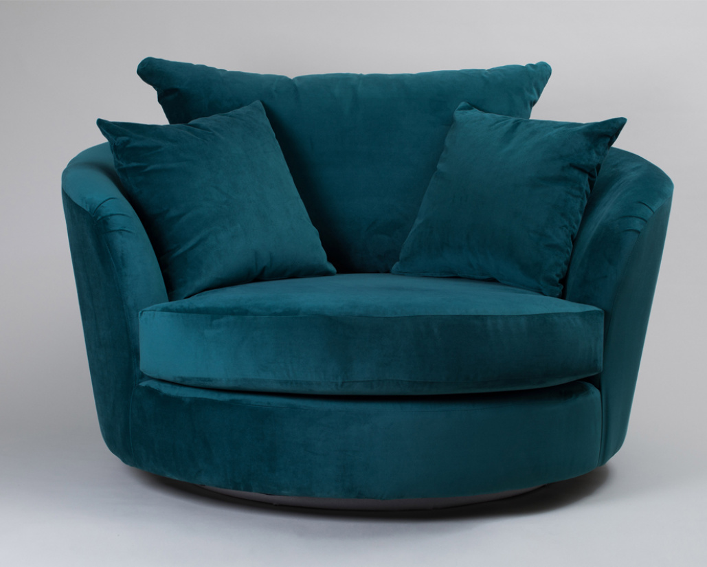 Boss Swivel Chair