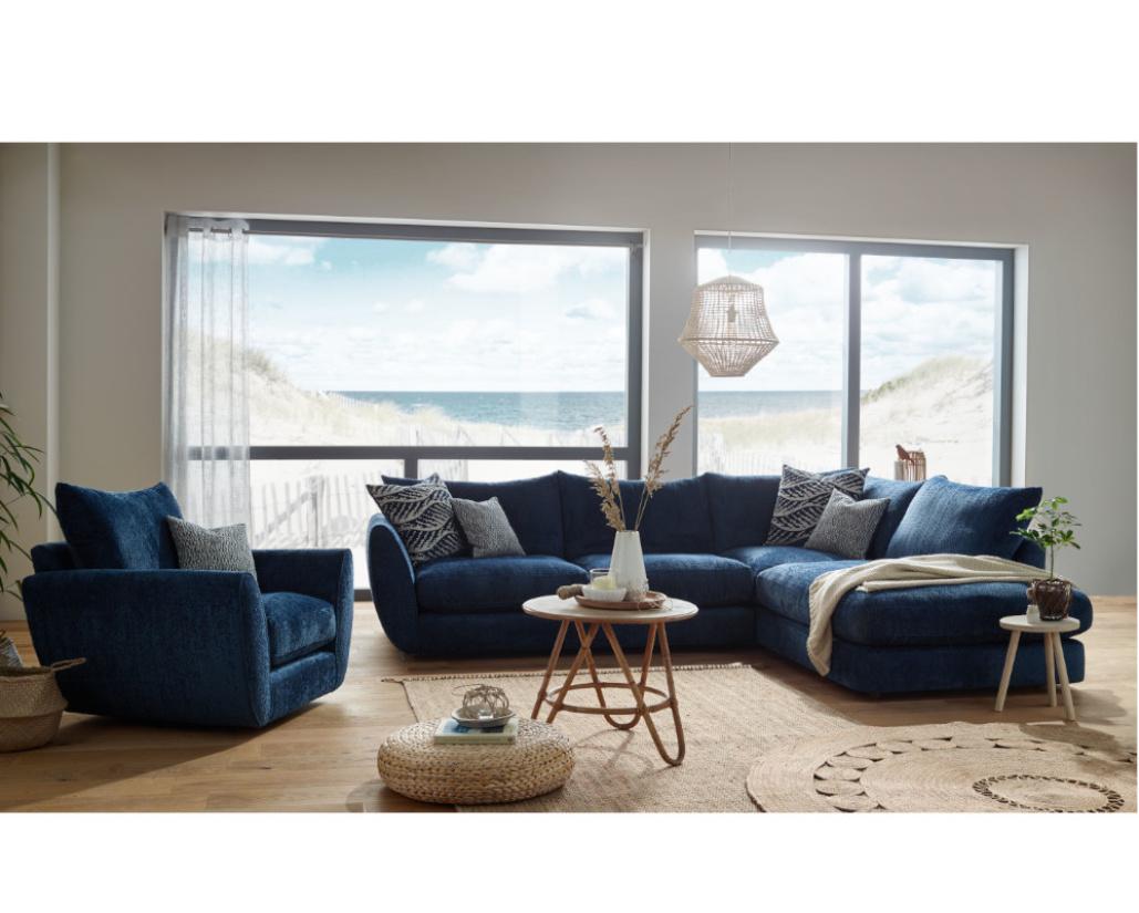 Bloom Eco Corner Sofa