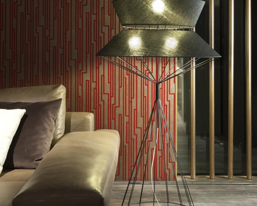 Bolero Floor Lamp