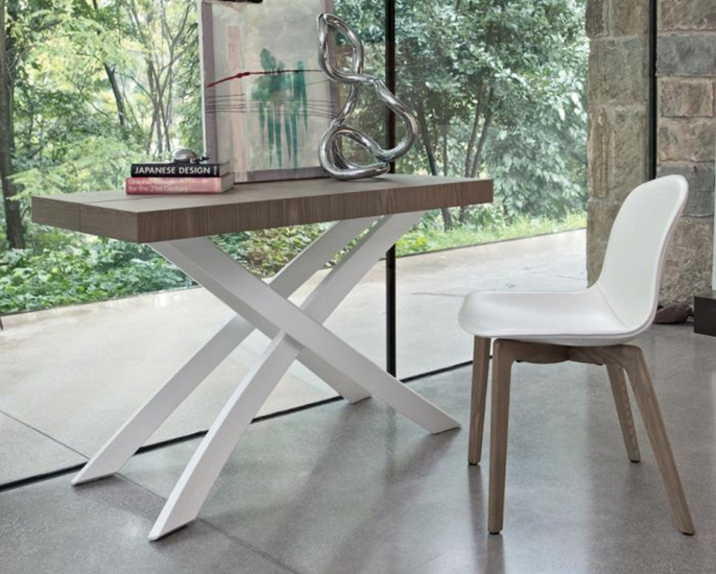 Artistico Extending Console Table in Wood