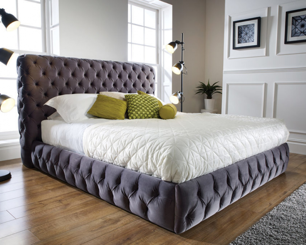 Chantilly Fabric Bed