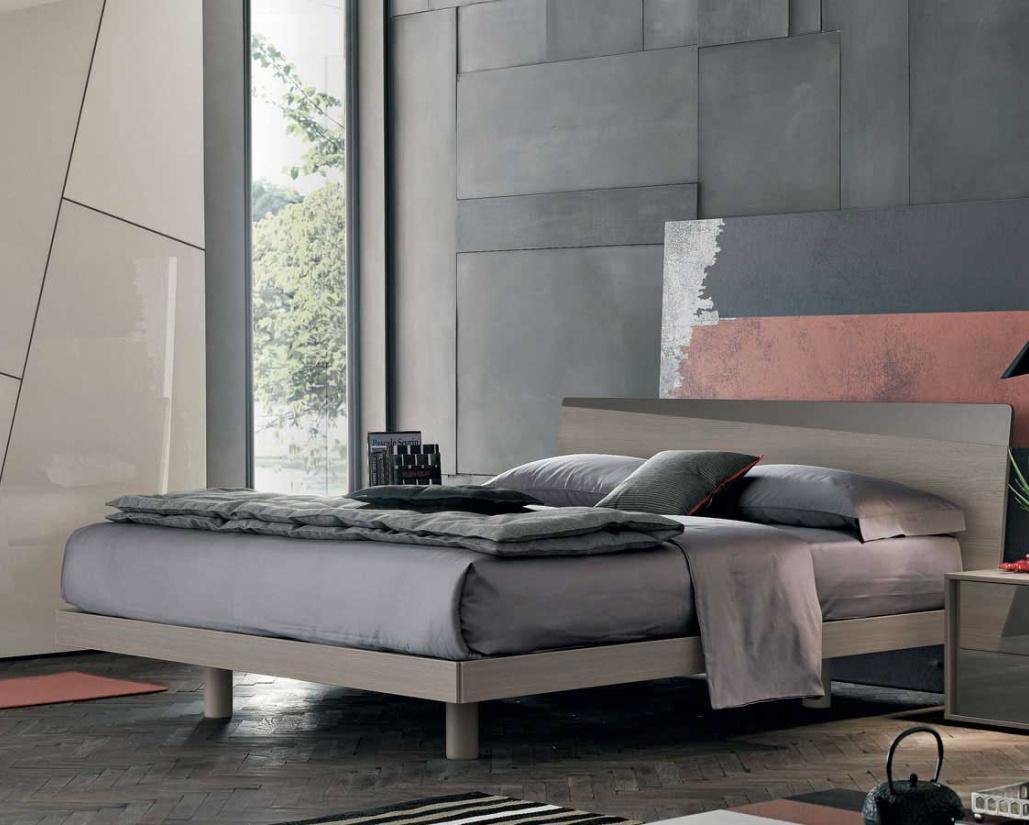 Charlie Wooden Bed