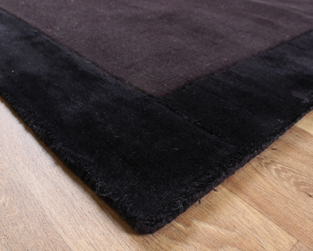 Epson Designer Chocolate Rug - Asiatic