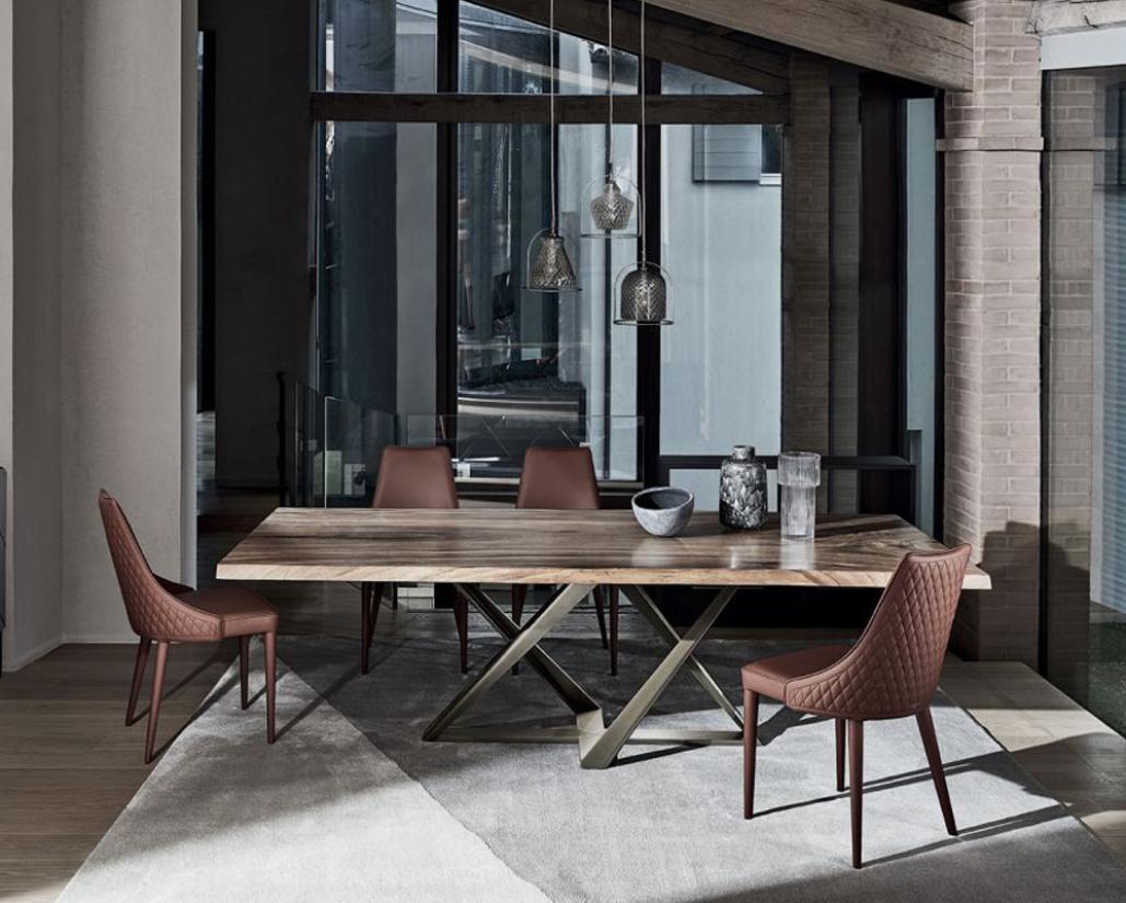 Clara Diamond Dining Chair