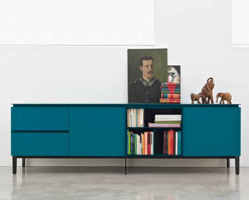 Cosmopolitan Large Wood Sideboard