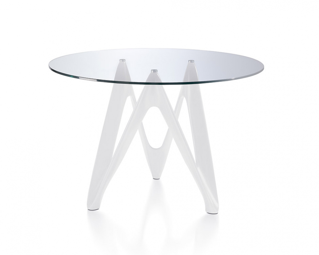 Dante Dining Table - White Base