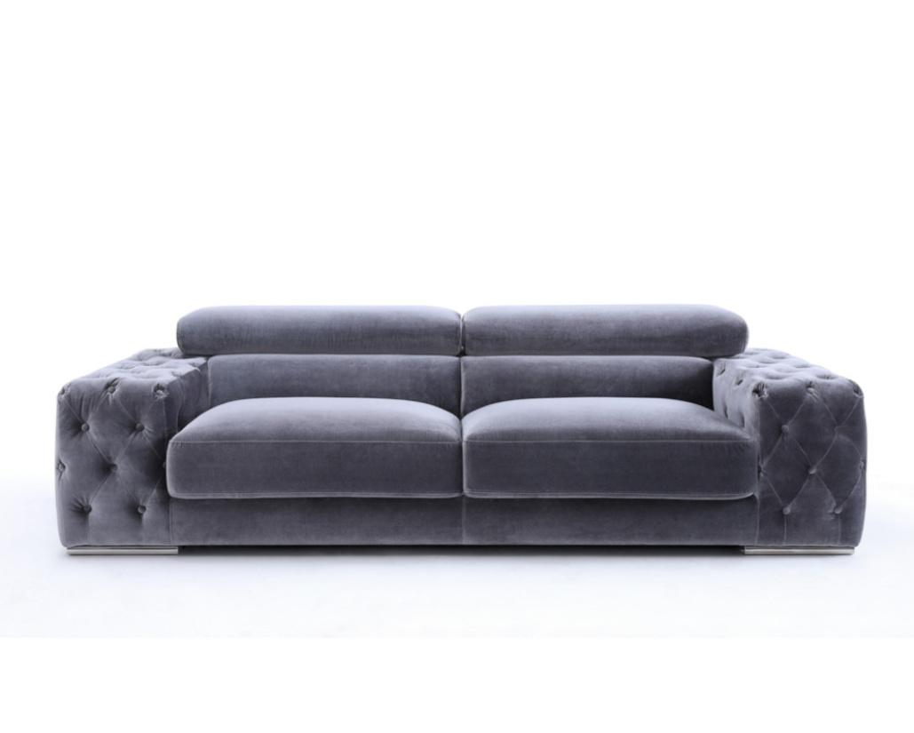 Chanel Fabric Sofa