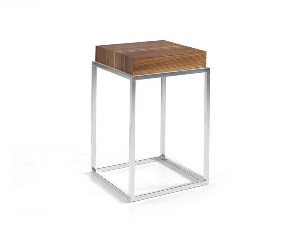 Fuji Wooden Side Table