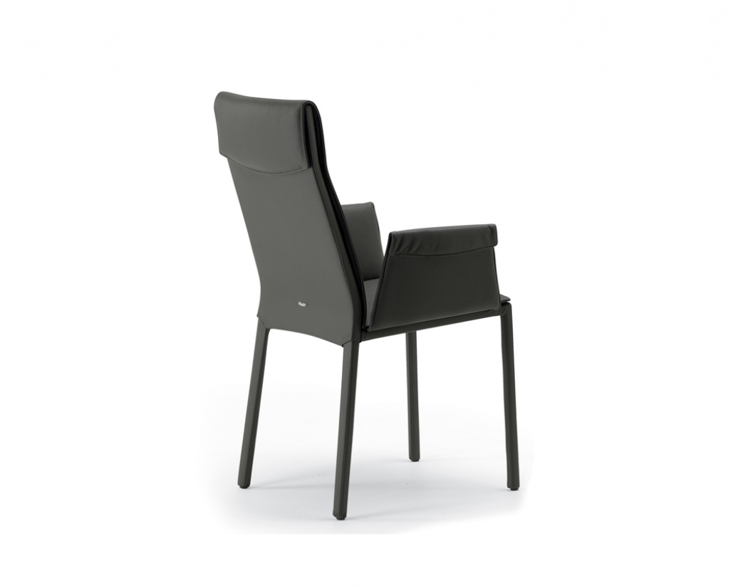 Isabel High Back Carver Dining Chair