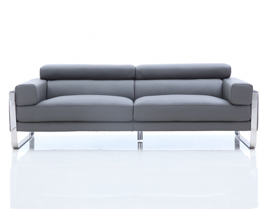 Juliett Leather Sofa