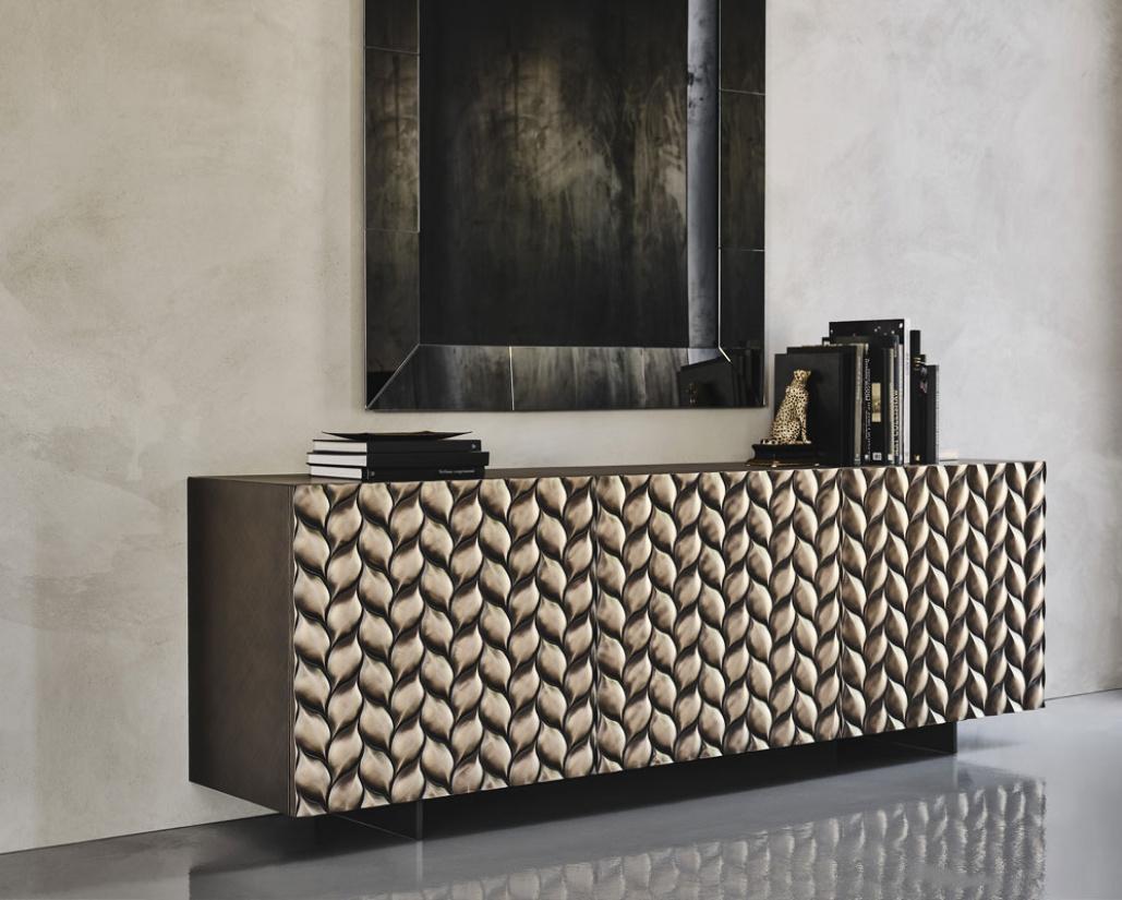 Lavander Titanium Sideboard