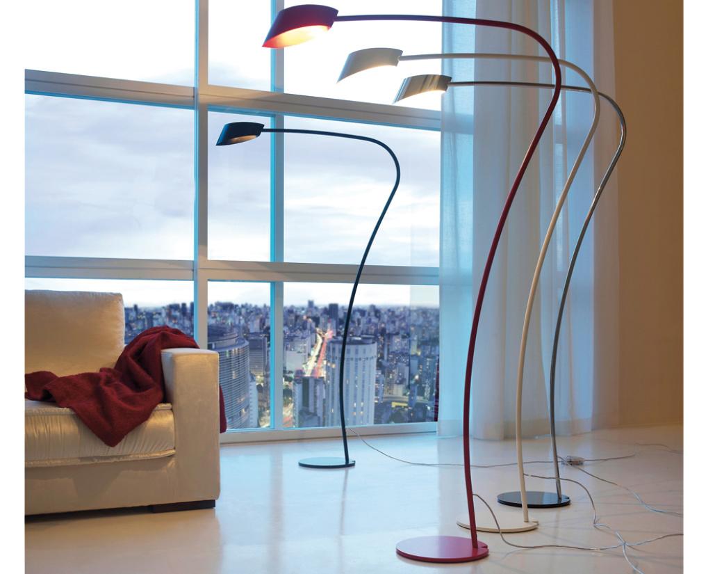 Little Flag Designer Floor Lamp