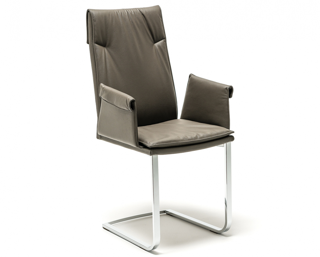 Liz High Back Carver Dining Chair - Cattelan Italia