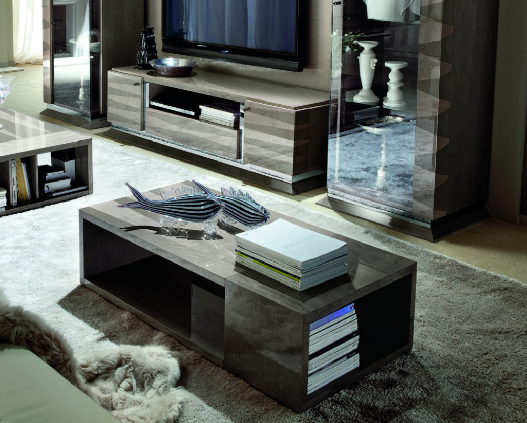 Monaco Rectangular Coffee Table