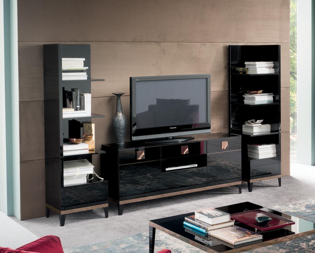Noir Bookcase