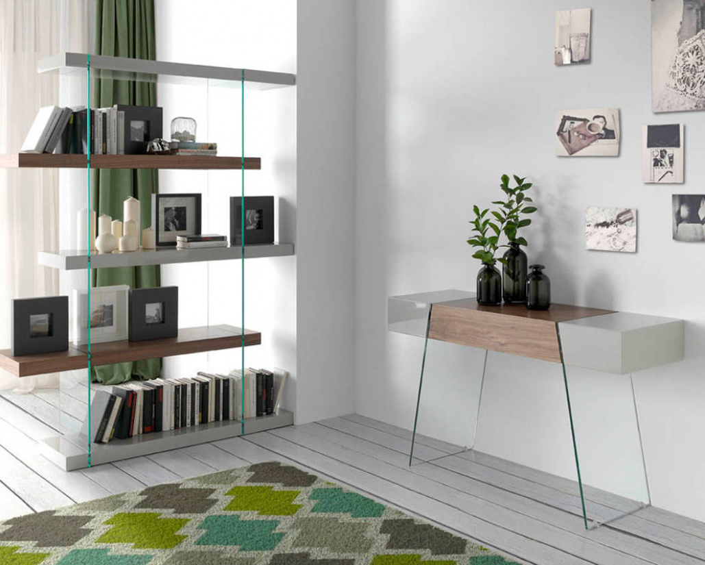 Origami-Console-Table