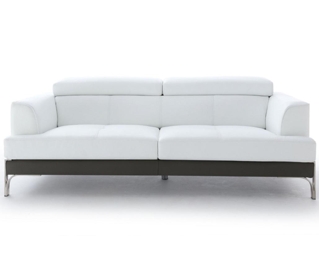 Plaza Leather Sofa