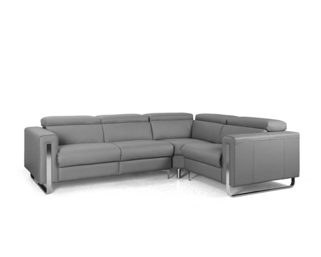 Rocco Leather Recliner Corner Sofa