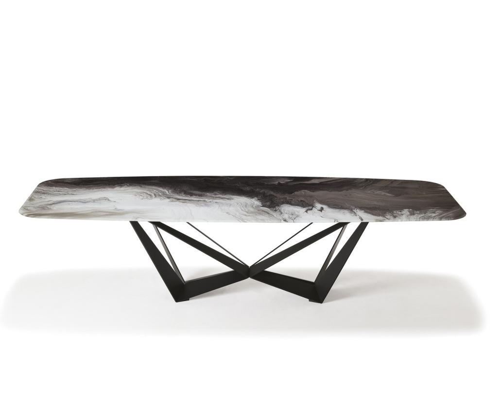Skorpio Crystalart Dining Table