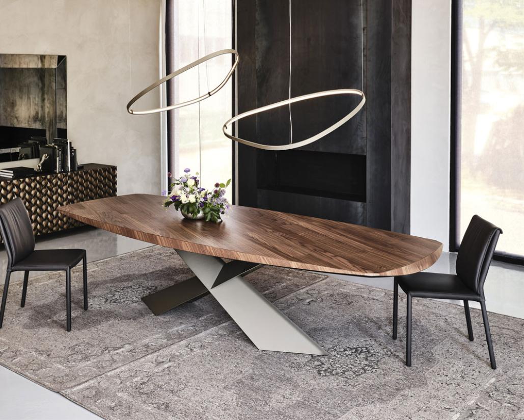 Tyron Wood Dining Table - Masterwood Version