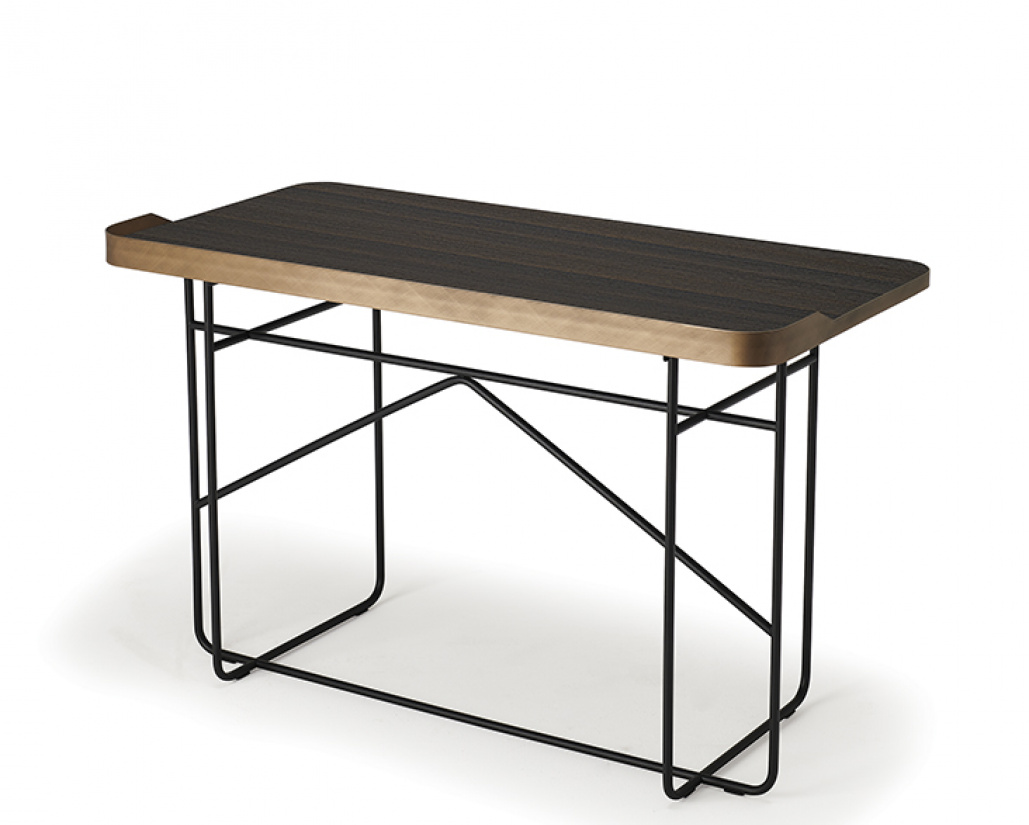 Wolf Wood Desk