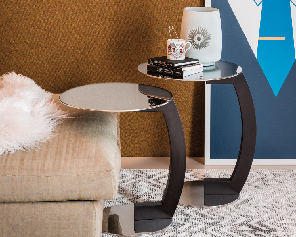 Zen Side Table - Side View