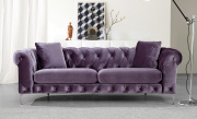 Charlie Fabric 3 Seater Sofa