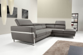 Michel Sectional Corner Sofa - Side View