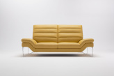 Andrea Italian Leather Sofa