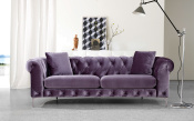 Charlie Chesterfield Style Sofa