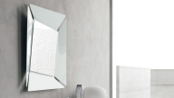 Photo Square Curved Mirror