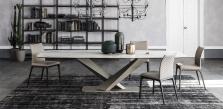Stratos Keramik Designer Italian Dining Table