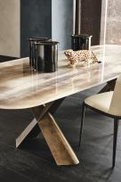 Mad Max Designer Crystalart Dining Table