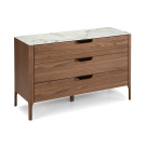 Hedra 3 Drawer Chest