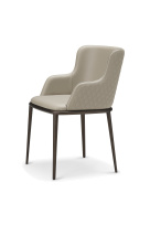Magda ML Carver Couture Dining Chair by Cattelan Italia