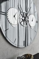 Times Clock Mirror - Cattelan Italia